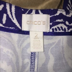 Chico's Pants - Like New Chicos crop pants